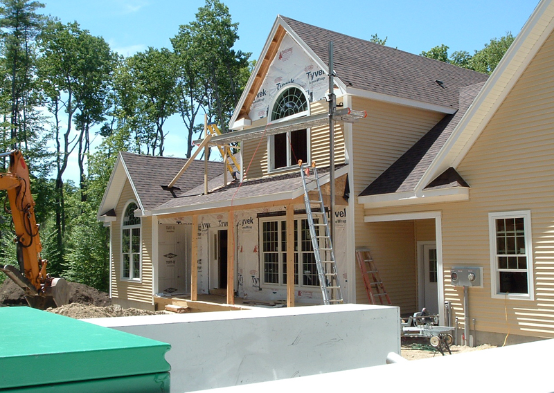 Windows doors siding best american construction llc for Best new construction vinyl windows